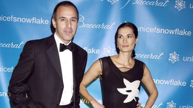 matt lauer wife unicef