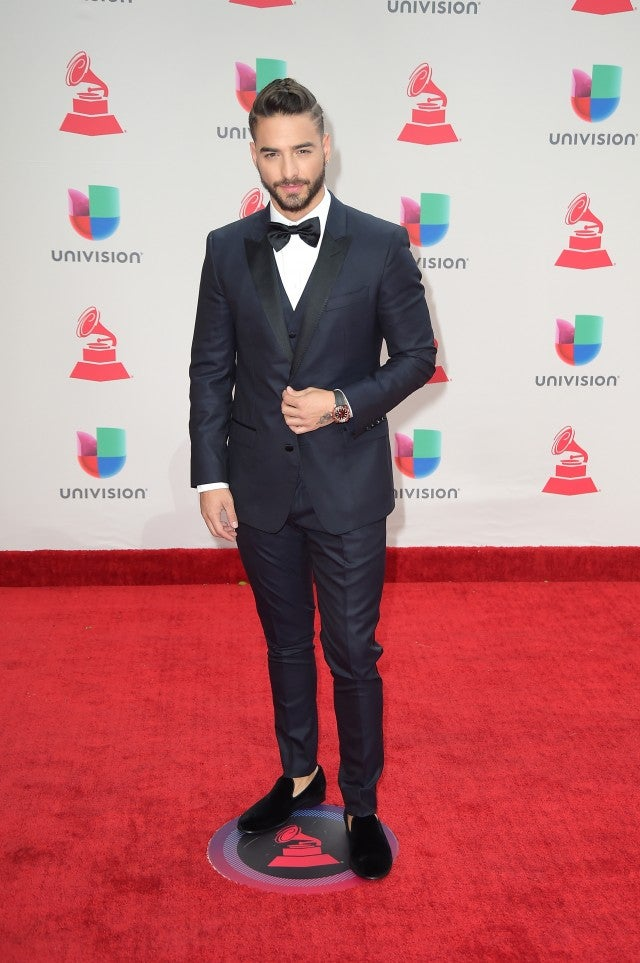 Maluma at Latin Grammys