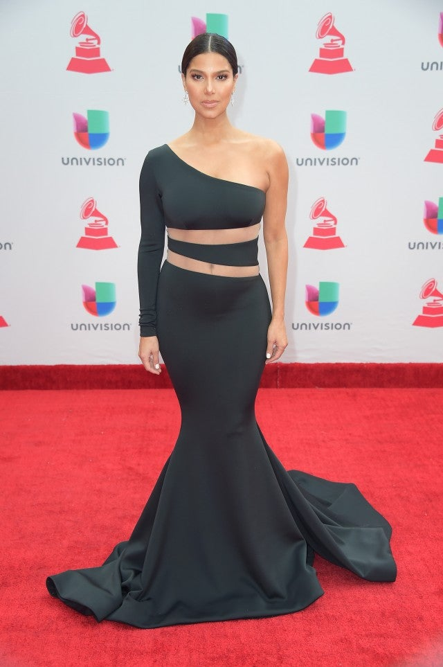 Roselyn Sanchez 2017 Latin Grammy