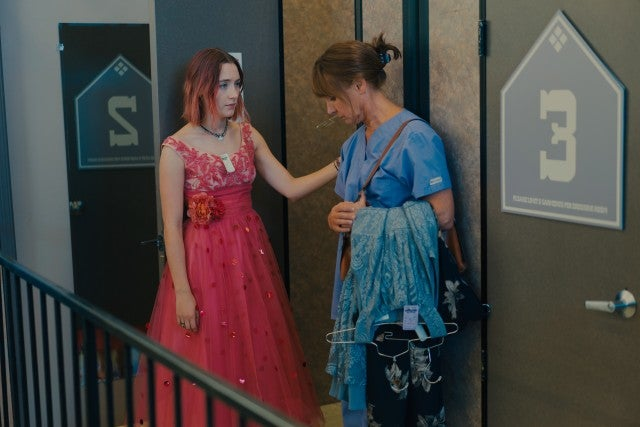 Saoirse Ronan, Laurie Metcalf, Lady Bird
