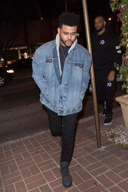 The Weeknd at Madeo