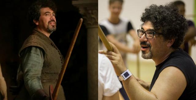 Miltos Yerolemou as Syrio Forel