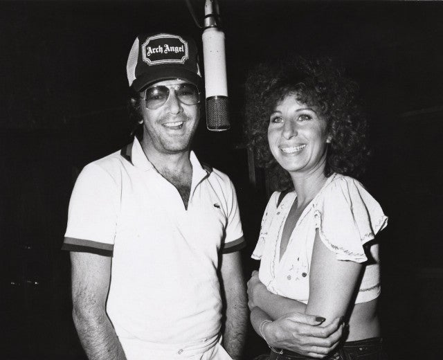 Barbra Streissand, Neil Diamond