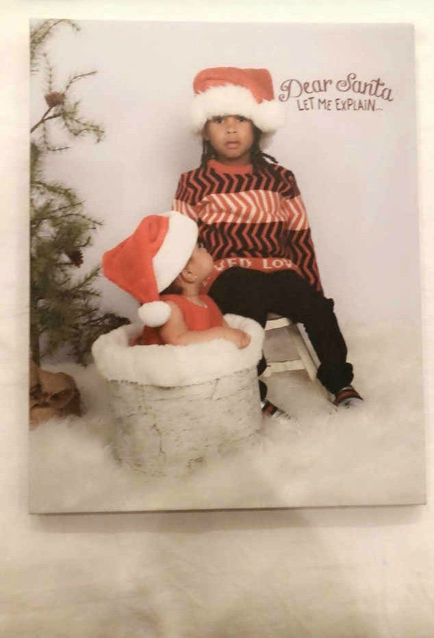 Blac Chyna Shares Adorable Holiday Pics Of Dream Kardashian