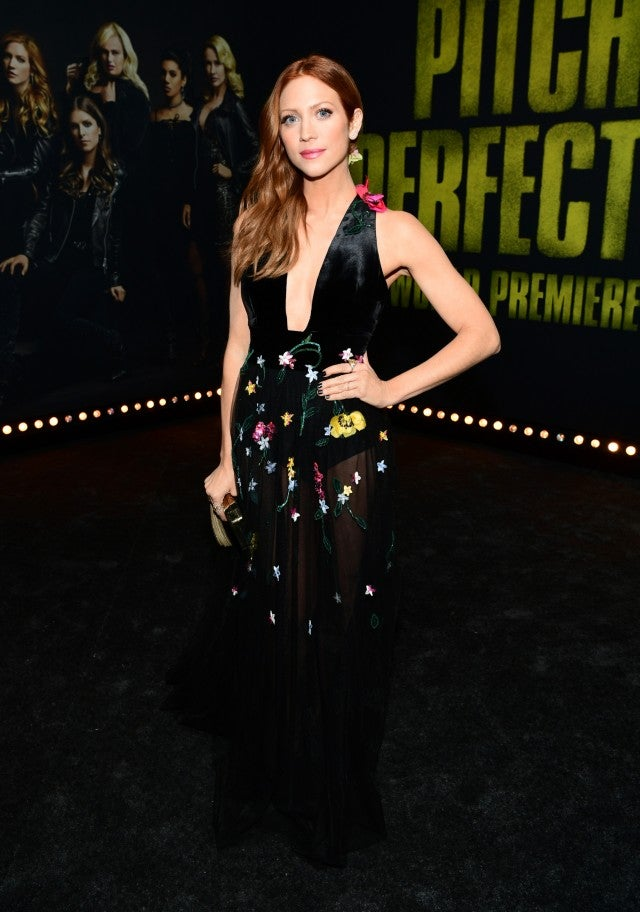 Brittany Snow Pitch Perfect 3 Premiere