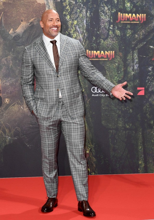 Dwayne Johnson Vs Nick Jonas Whose Suit Game Has Been