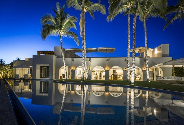 Cabo house listing
