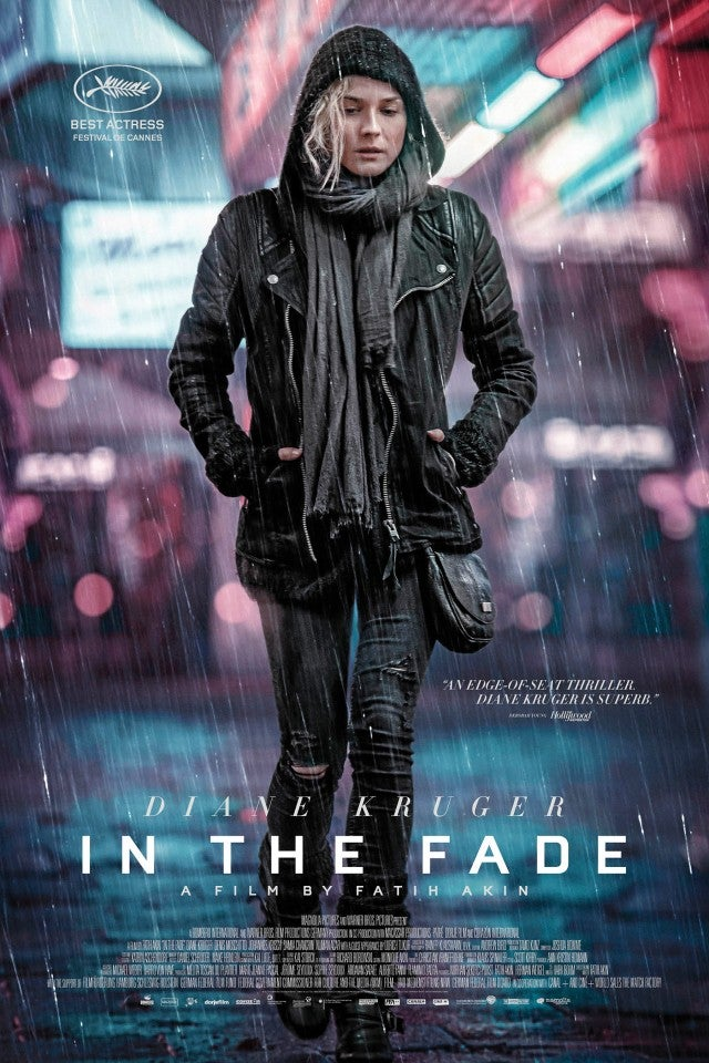 Diane Kruger, In the Fade Poster