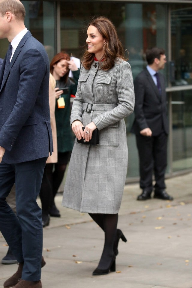Kate Middleton in Manchester