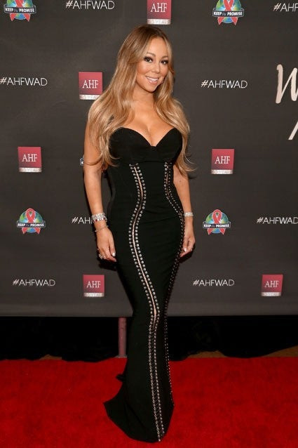 Mariah Carey Shows Off Impressive 25 Pound Weight Loss