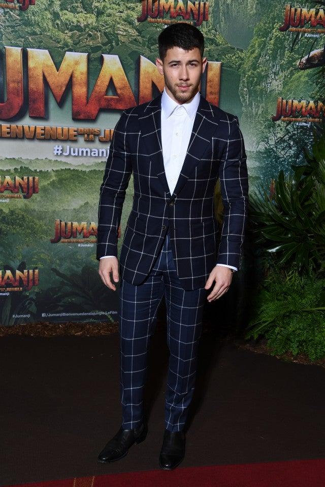 vs.  Game Has Jonas: Whose Nick Dwayne Johnson Been Suit