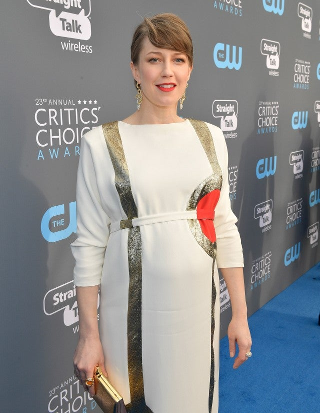 carrie coon critics choice awards 2018