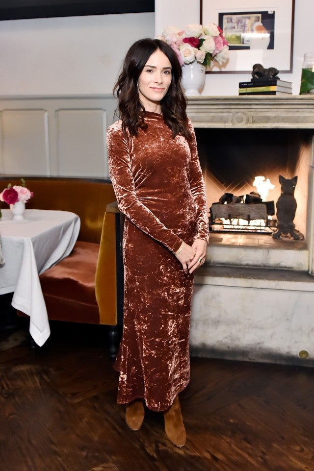 Abigail Spencer W Mag It Girl
