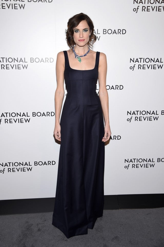 Allison Williams National Board of Review Gala