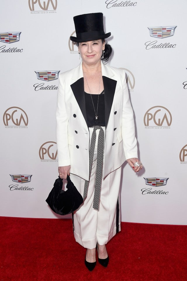 2018 Producers Guild Awards Mary J Blige Gal Gadot And