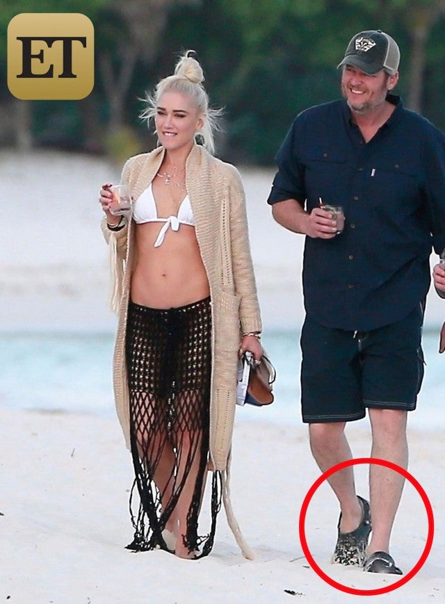 Gwen Stefani S Latest Beach Look Is Cali Girl Perfection