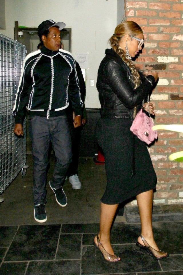 Mary J Blige Celebrates Her Double Oscar Nomination With