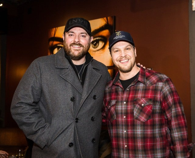 Chris Young and Gavin DeGraw