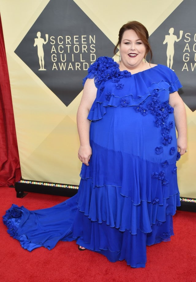 Chrissy Metz at 2018 SAG Awards