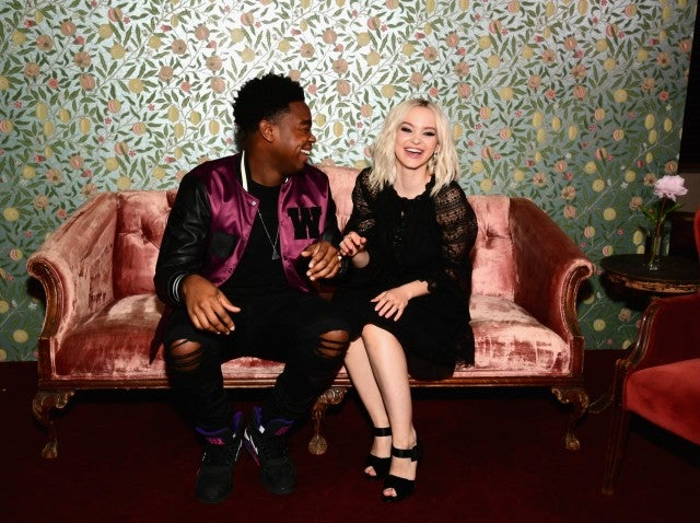 Dexter Darden and Dove Cameron