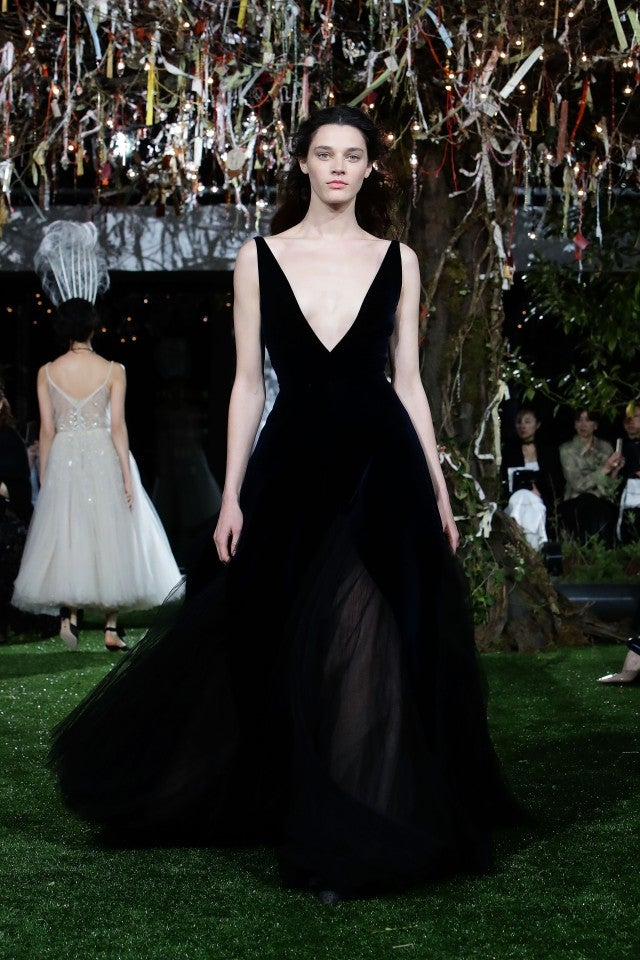 Dior  2017 Spring/Summer Haute Couture Collection Show