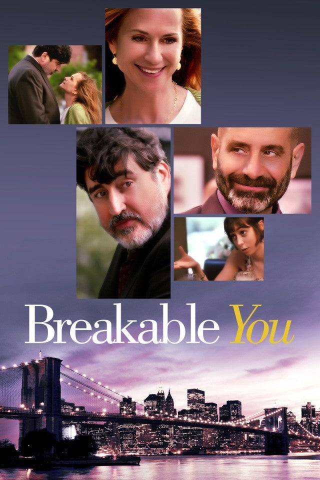Holly Hunter, Breakable You Artwork