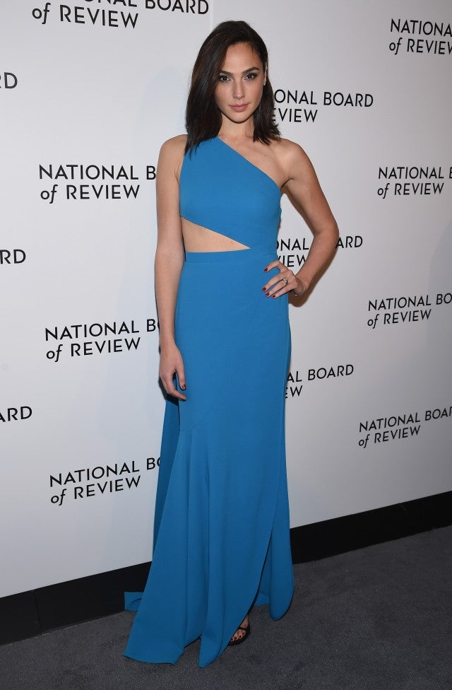 Gal Gadot National Board of Review Gala