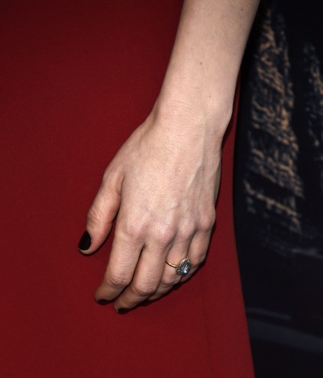 Michelle Williams' ring