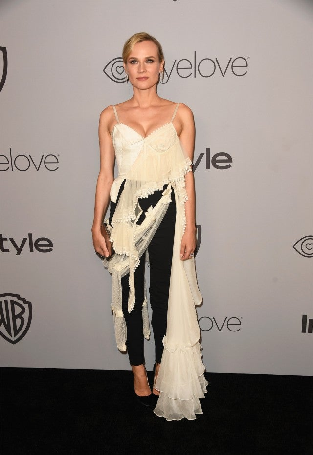 Diane Kruger at Instyle party