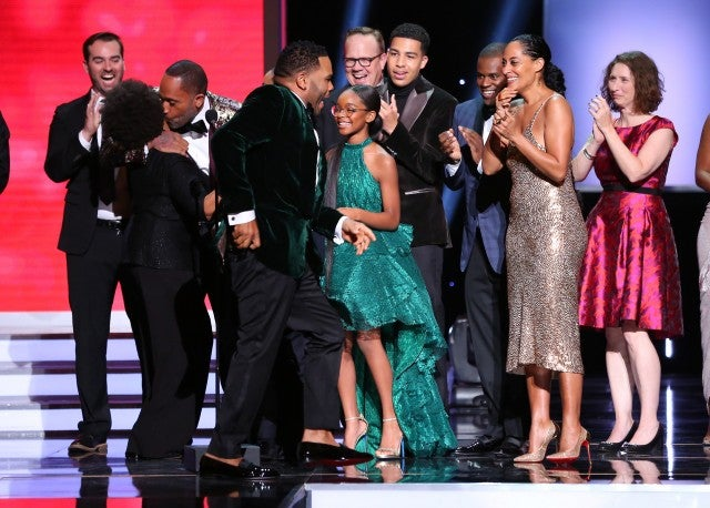 black-ish cast wins at 2018 NAACP Image Awards