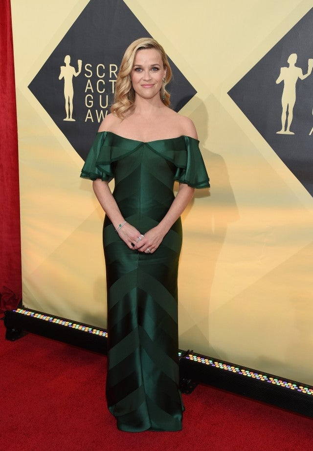 Reese Witherspoon at 2018 SAG Awards