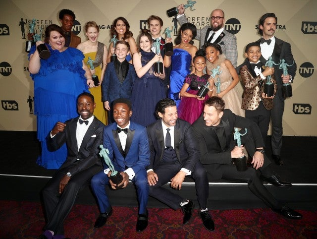 This Is Us, SAG Awards 2018