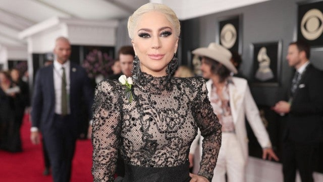 Why white roses were the hottest accessory on the Grammys' red carpet
