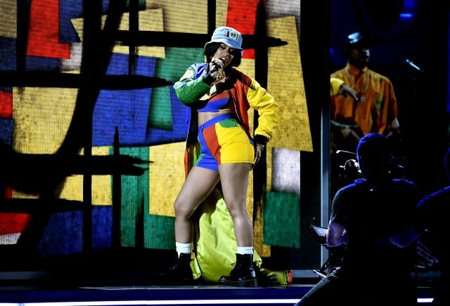 bruno mars and cardi b bring the house down with funky
