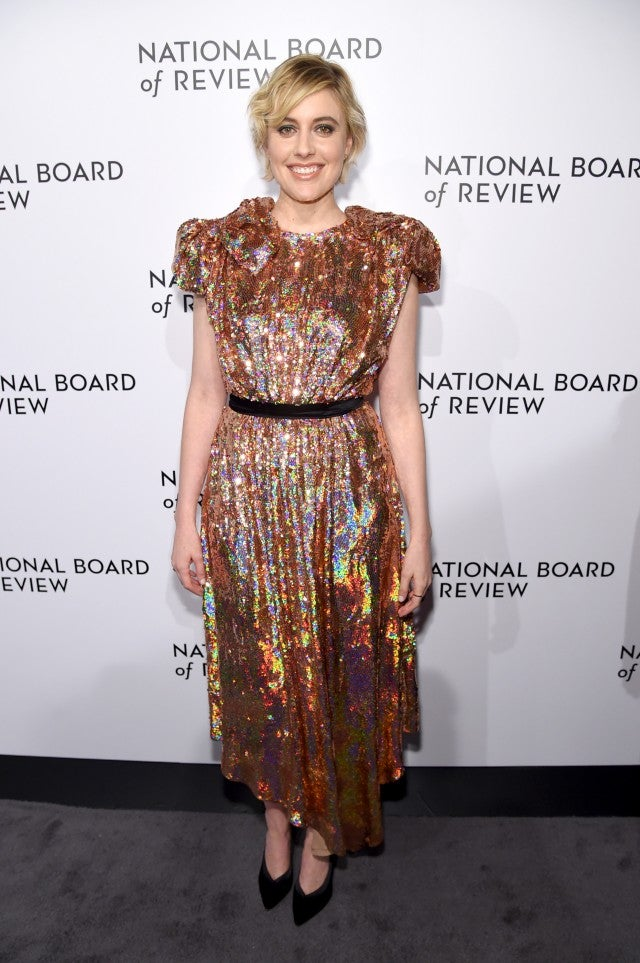 Greta Gerwig National Board of Review