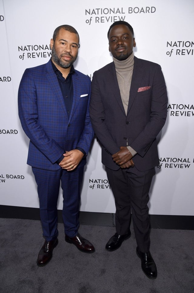 Jordan Peele andDaniel Kaluuya at National Board Of Review Annual Awards Gala