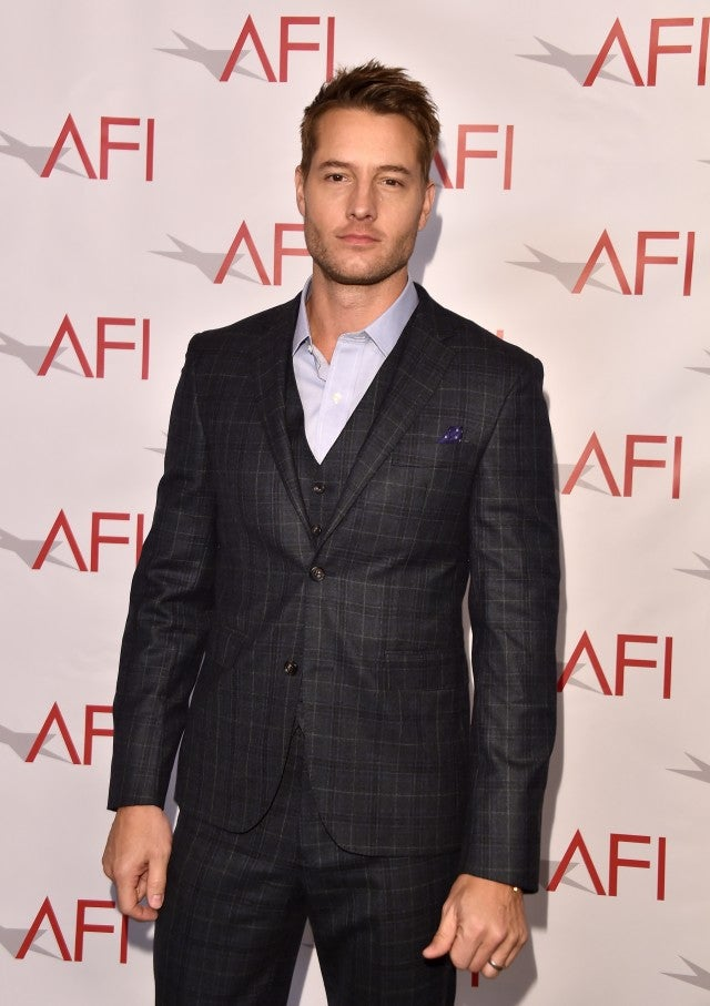 Justin Hartley AFI Awards