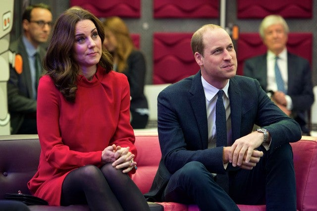 Kate Middleton events