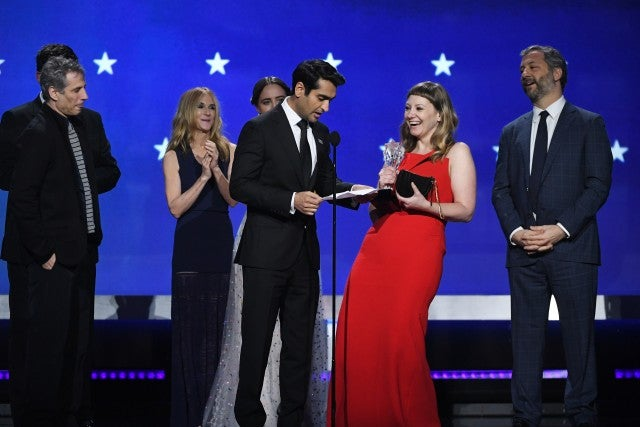 Kumail Nanjiani Critics Choice
