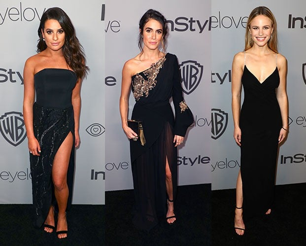 Lea Michele, Nikki Reed and Halston Sage