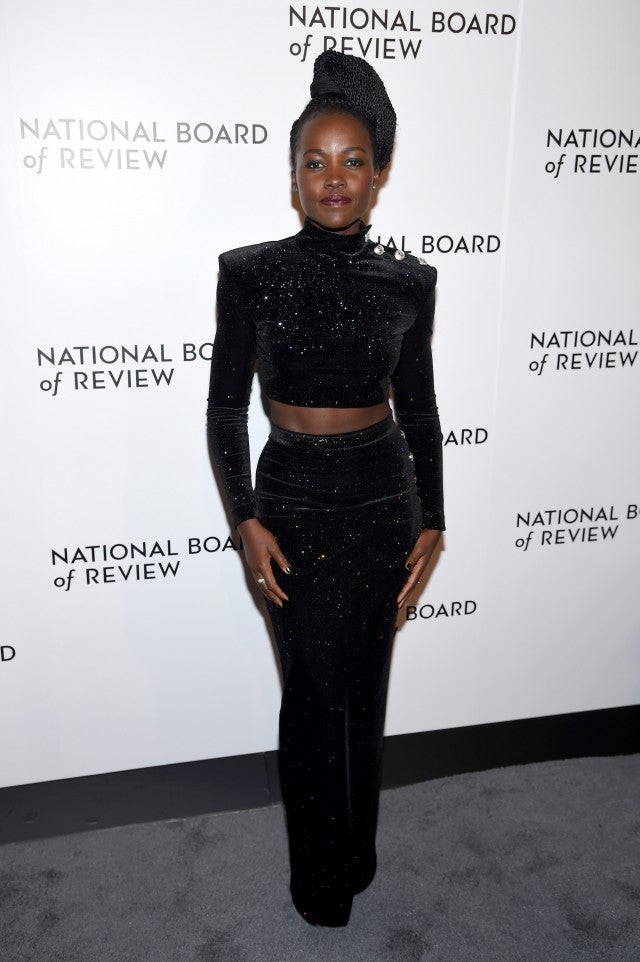 Lupita Nyong'o National Board of Review Gala