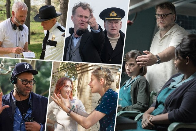 Oscars 2018, Best Director Predictions