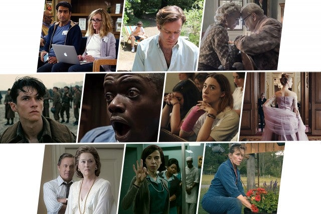 Oscars 2018, Best Picture Predictions