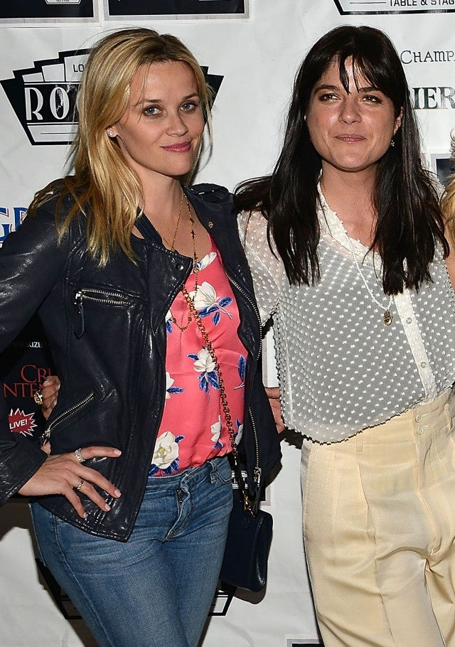 Reese Witherspoon and Selma Blair