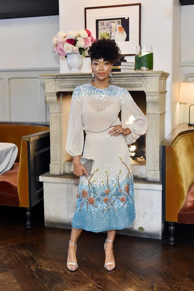 Sonequa Martin-Green at W Magazine's It Girls