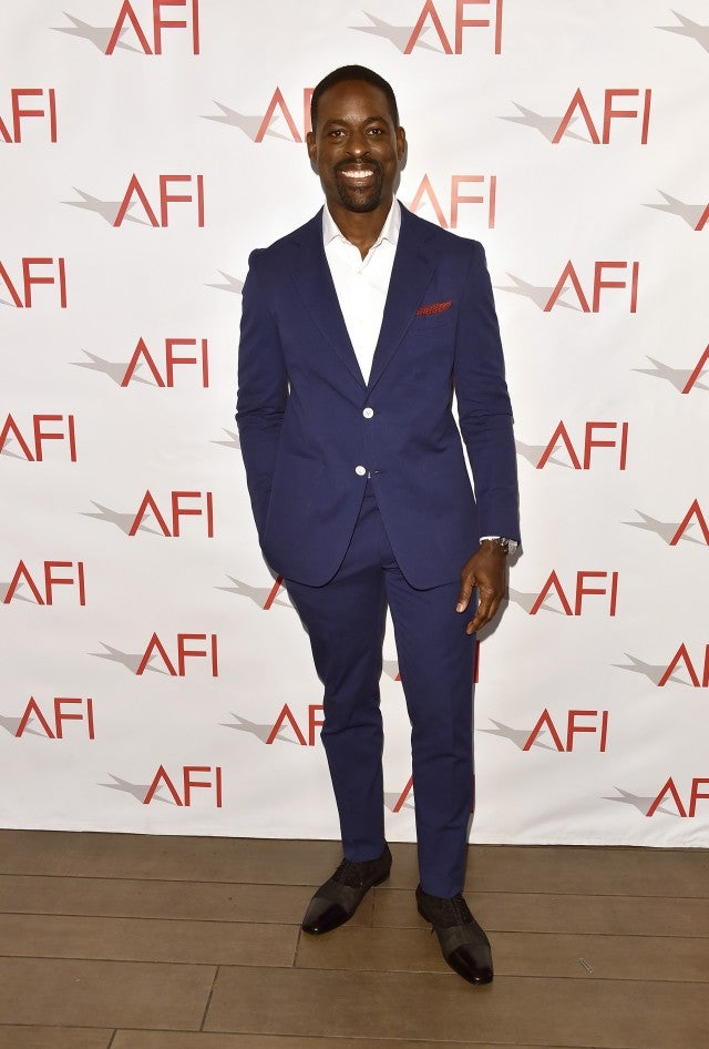 Sterling K Brown AFI Awards