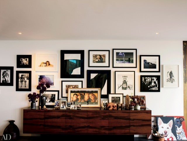Jennifer Aniston home Architectural Digest
