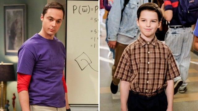 The Big Bang Theory, Young Sheldon