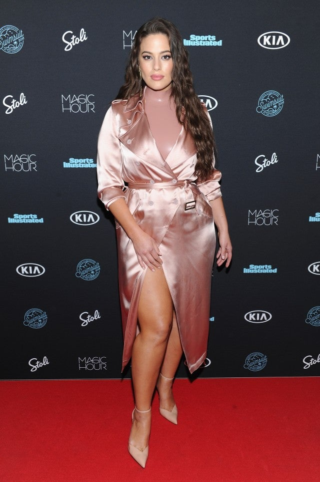 Ashley Graham Sports Illustrated 2018 Event
