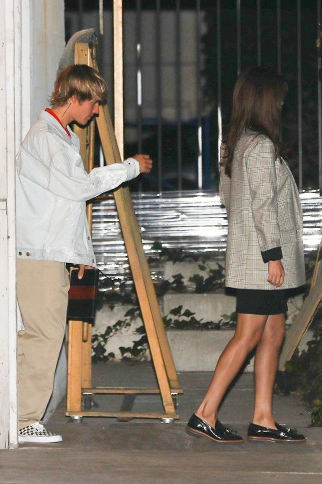 Selena Gomez and Justin Bieber Celebrate Valentine's Day ...